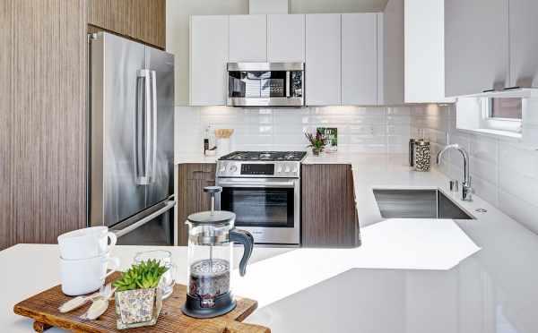 Kitchen at 14339E Stone Ave N