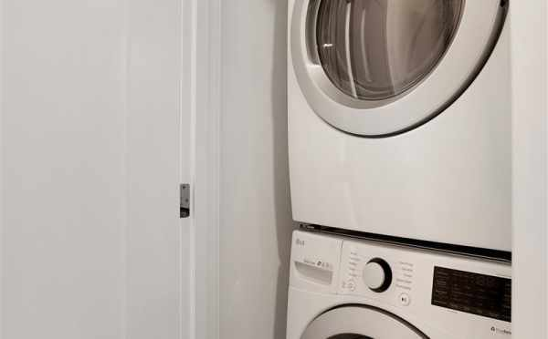 Laundry Area at 809B N 47th St