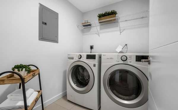 Laundry Room at 8559 Mary Ave NW