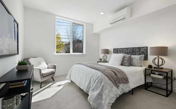 Second-Floor Bedroom at 8569 Mary Ave NW