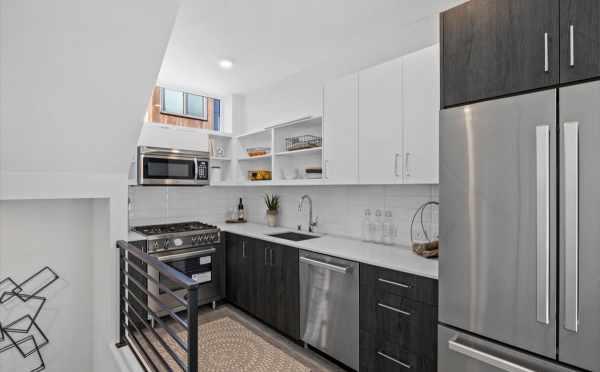 Kitchen at 6317 9th Ave NE