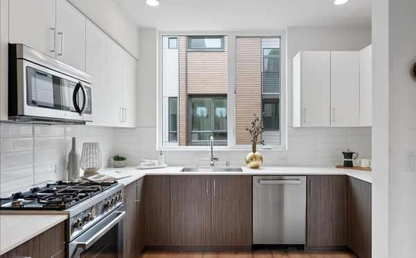 Kitchen at 820 NE 63rd St