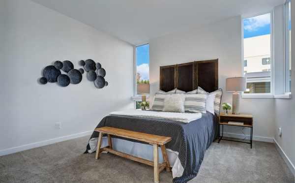 Master Bedroom at 3062F SW Avalon Way