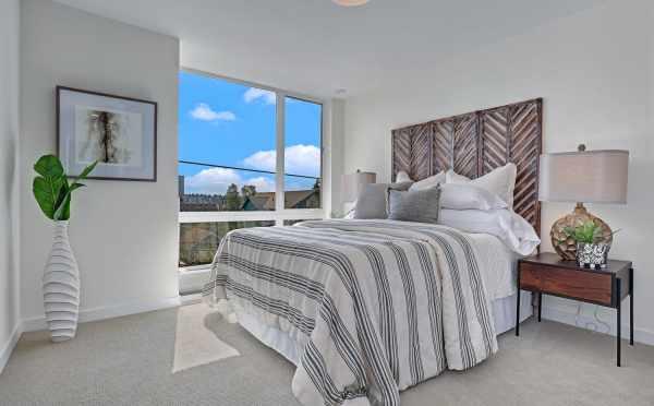 Master Bedroom at 2414B NW 64th St
