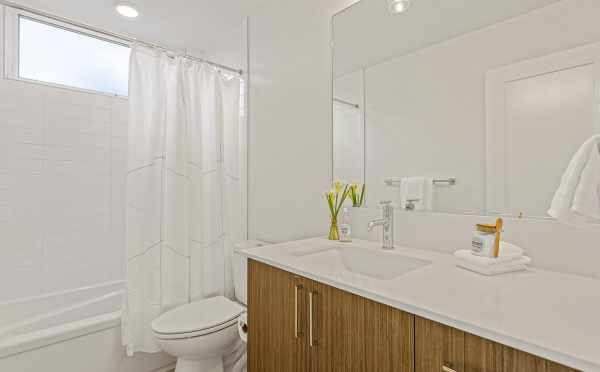 Second Bathroom at 2444C NW 64th St