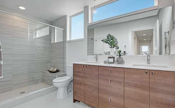 Master Bath at 3549 Wallingford Ave N
