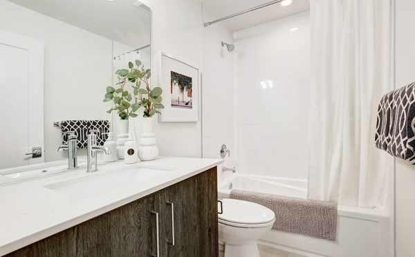 First Bathroom at 500C NE 71st St