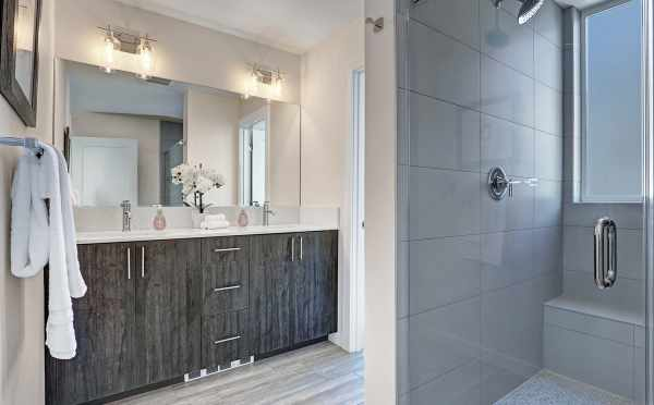 Master Bathroom at 2414B NW 64th St