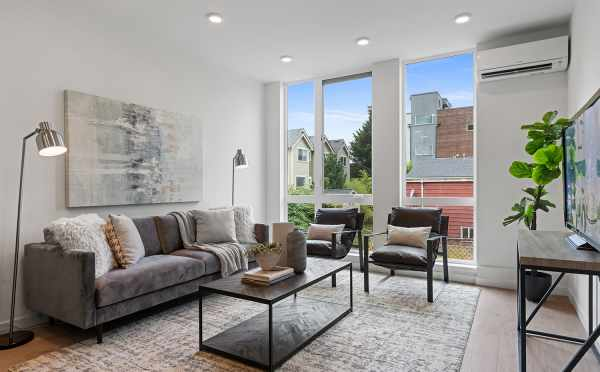 Living Room at 6415 14th Ave NW