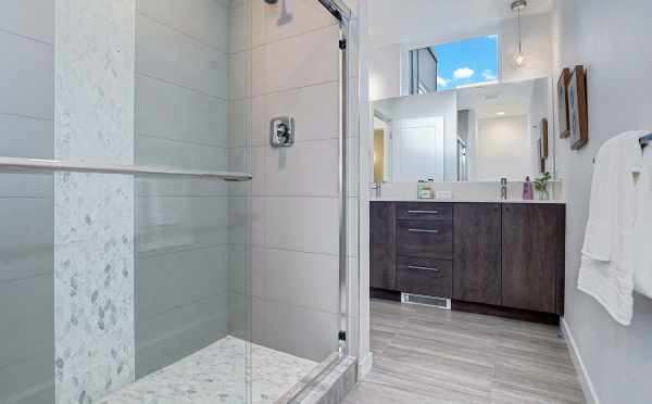Master Bathroom at 3062F SW Avalon Way