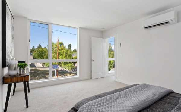Owner's Suite at 6421 14th Ave NW, One of the Oleana Townhomes in Ballard