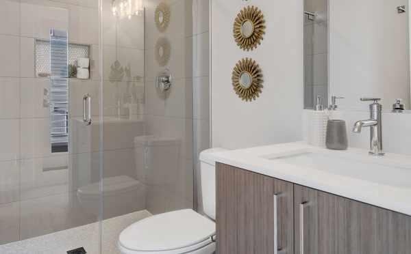 Master Bathroom at 437D NE 73rd St