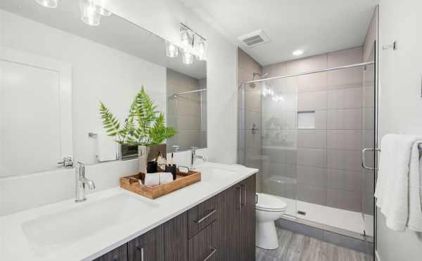 Master Bathroom at 449 NE 73rd St