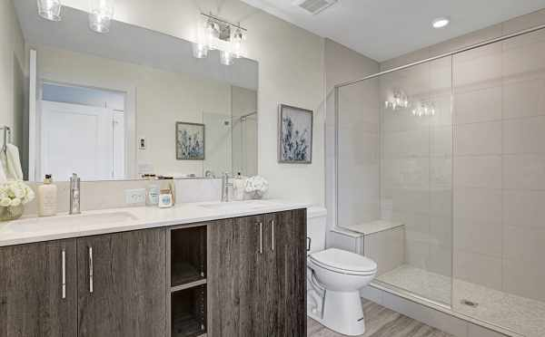 Owner's Suite Bath at 7219 5th Ave NE