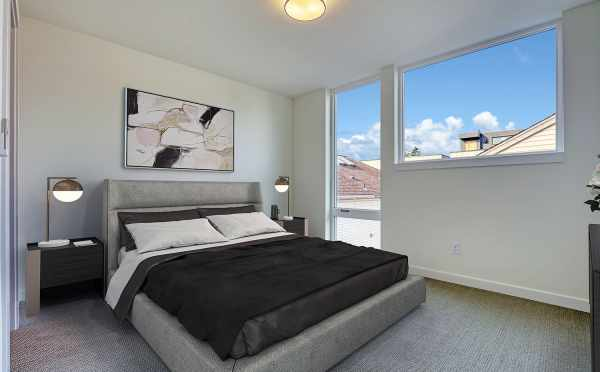 Owner's Suite at 14339C Stone Ave N, One of the Maya Townhomes