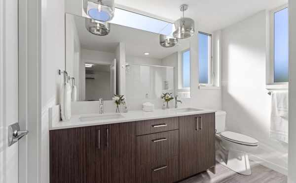 Owner's Suite Bath at 6421 14th Ave NW