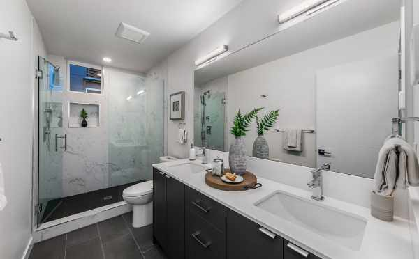 Owner's Suite Bath at 8509B 16th Ave NW