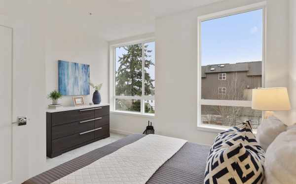 Master Bedroom at 1492 NW 75th St at Talta in Ballard