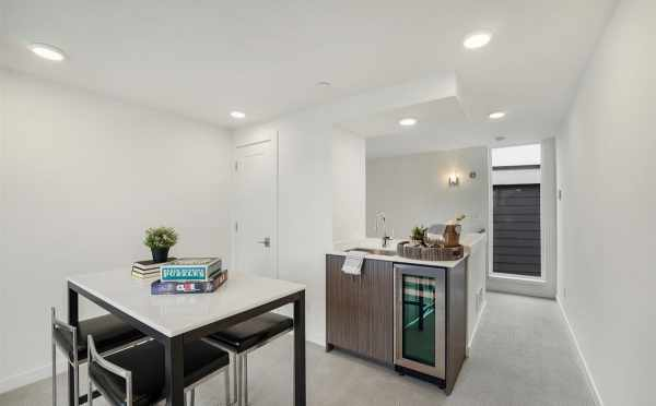 Fourth-Floor Bonus Room at 449 NE 73rd St in Verde Towns 2 by Isola Homes