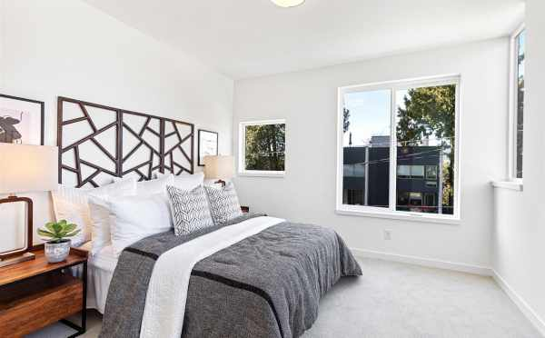 Owner's Suite at 224 18th Ave in the Cabochon Collection by Isola Homes