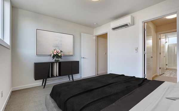 Owner's Suite and Closet at 14339C Stone Ave N