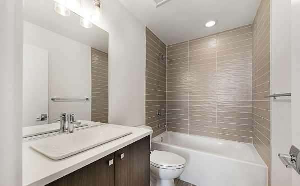 Third Floor Bathroom at 2127 Dexter Ave N