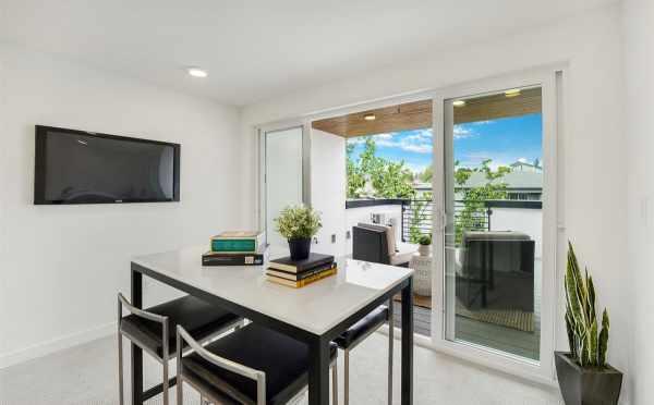 Bonus Room and Deck at 449 NE 73rd St in Verde Towns 2
