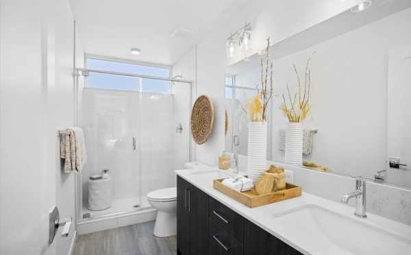 Owner's Suite Bath at 6317C 9th Ave NE