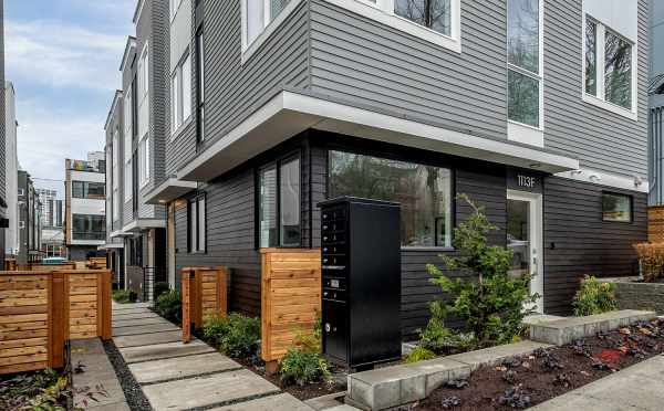 Corazon North Townhomes in the Capitol Hill Neighborhood of Seattle