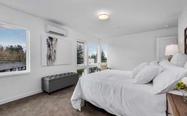 Master Bedroom at 11518A NE 87th St