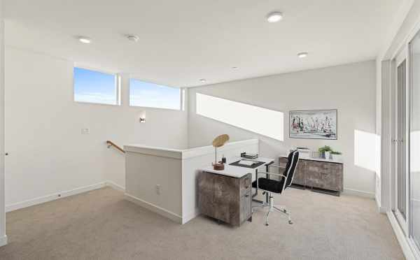 Bonus Room at 7213 5th Ave NE in Verde Towns 3 by Isola Homes