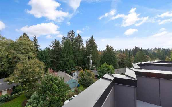 View from the Roof Deck at 10843 11th Ave NE in Maple Leaf