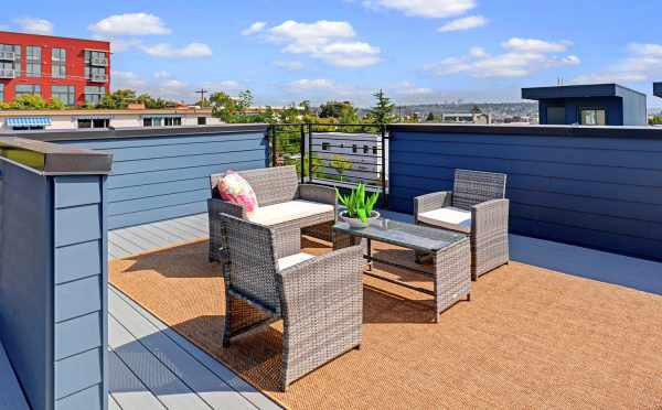 Rooftop Deck at 2416 NW 64th St