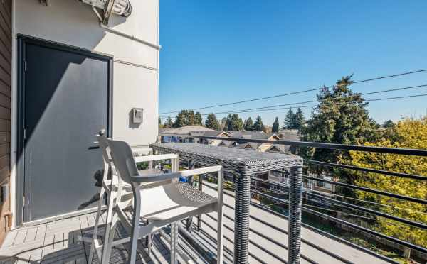 Deck off the Bonus Room at 8569 Mary Ave NW