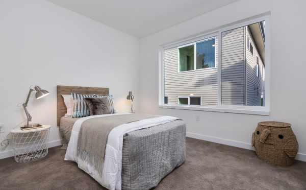 Third Bedroom at 11514B NE 87th St