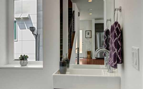 The Nines by Isola Home, Modern home on Queen Anne, Modern, Modern Townhomes