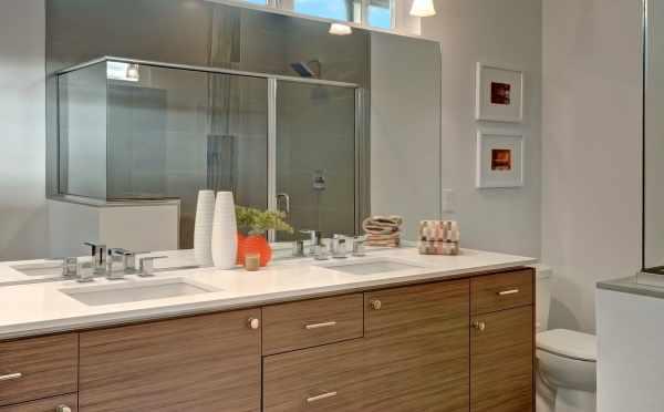 Morgan 5.2 by Isola Homes, Modern Townhomes, Modern, Modern Builder