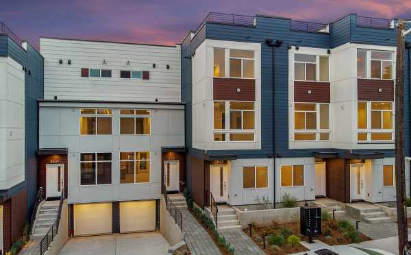 Garage Homes at Lucca Townhomes