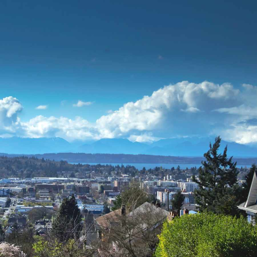 View from Phinney Ridge